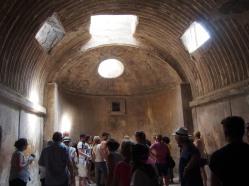 Baños en Pompeya