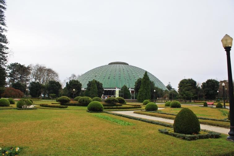 Jardines do Palácio de Cristal