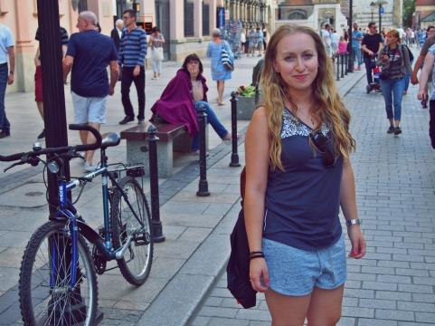 Paseando por Cracovia