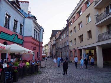 Calles del barrio judío