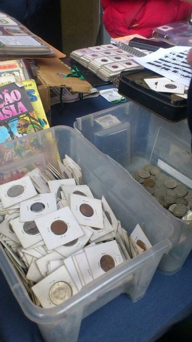 Feria numismática