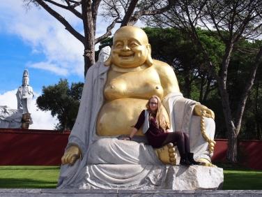 Budas dorados