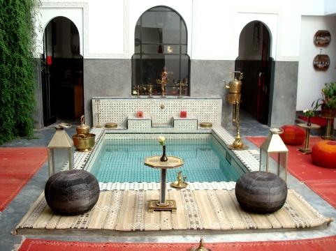 Riad Des Eaux Et Des Epices, Marrakech