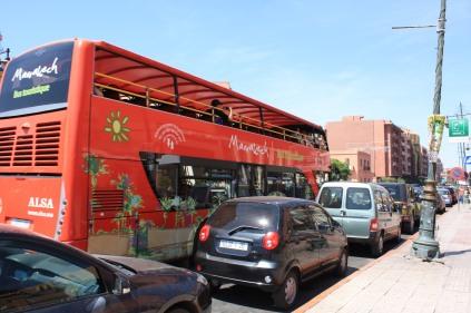 Marrakech Bus Touristique