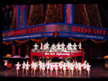 Christmas Spectacullar, NYC